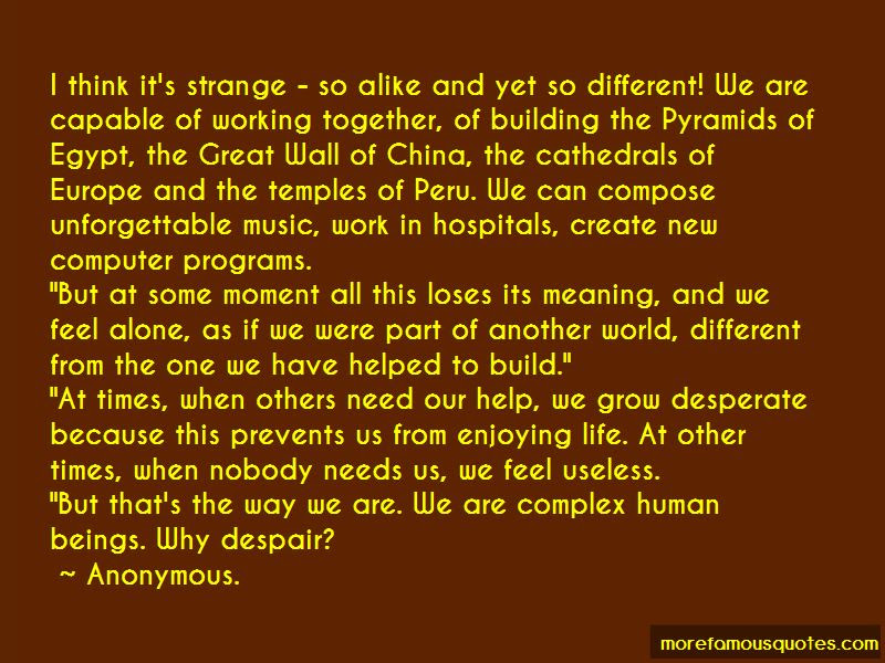 Building Our Life Together Quotes Top 17 Quotes About Building Our
