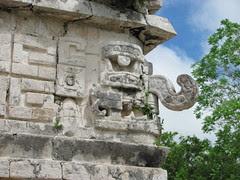 site maya Chichen Itza