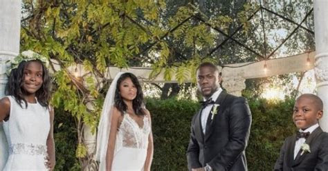 Kevin Hart Wedding: His Kids Stole The Show On His Special Day