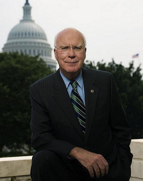 Patrick Leahy SC Dem Senator Threatens Supreme Court