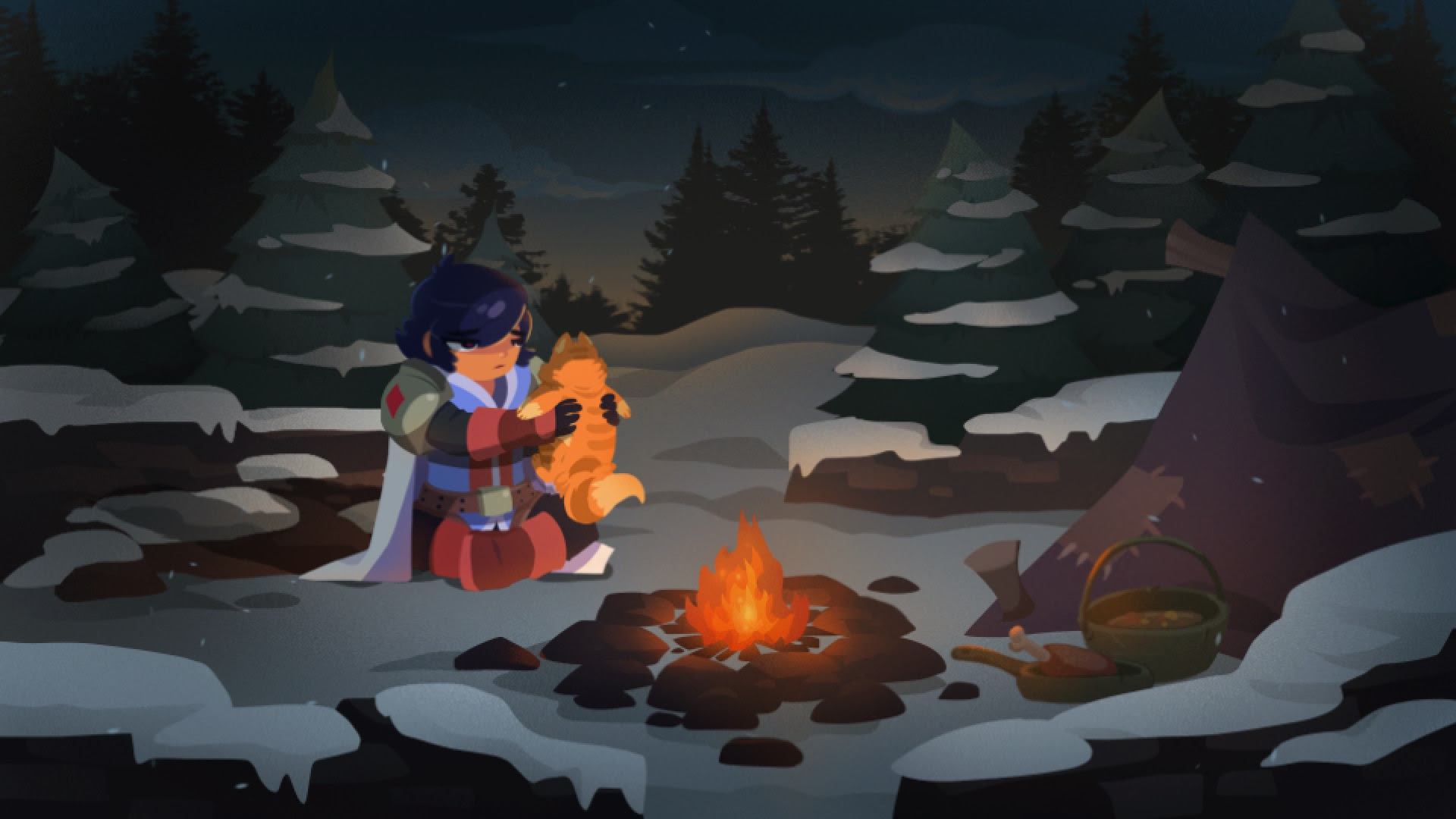 Rogue Legacy developer's next game aims to make you 'rethink what a brawler could be' screenshot