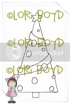 Lollipop-Christmas Tree