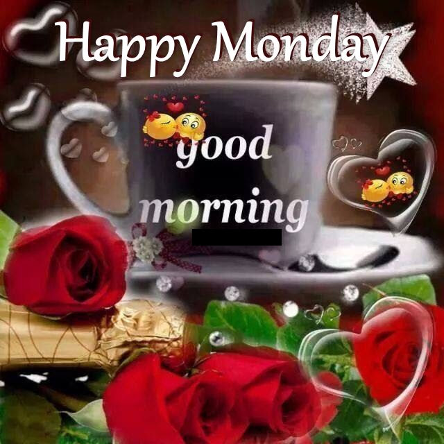 75 Images Of Good Morning Monday Soaknowledge