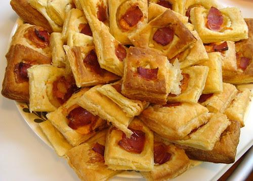 Bacon Puffs