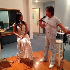 Anitta e Roberto Carlos (Foto: Instagram / Reprodução)
