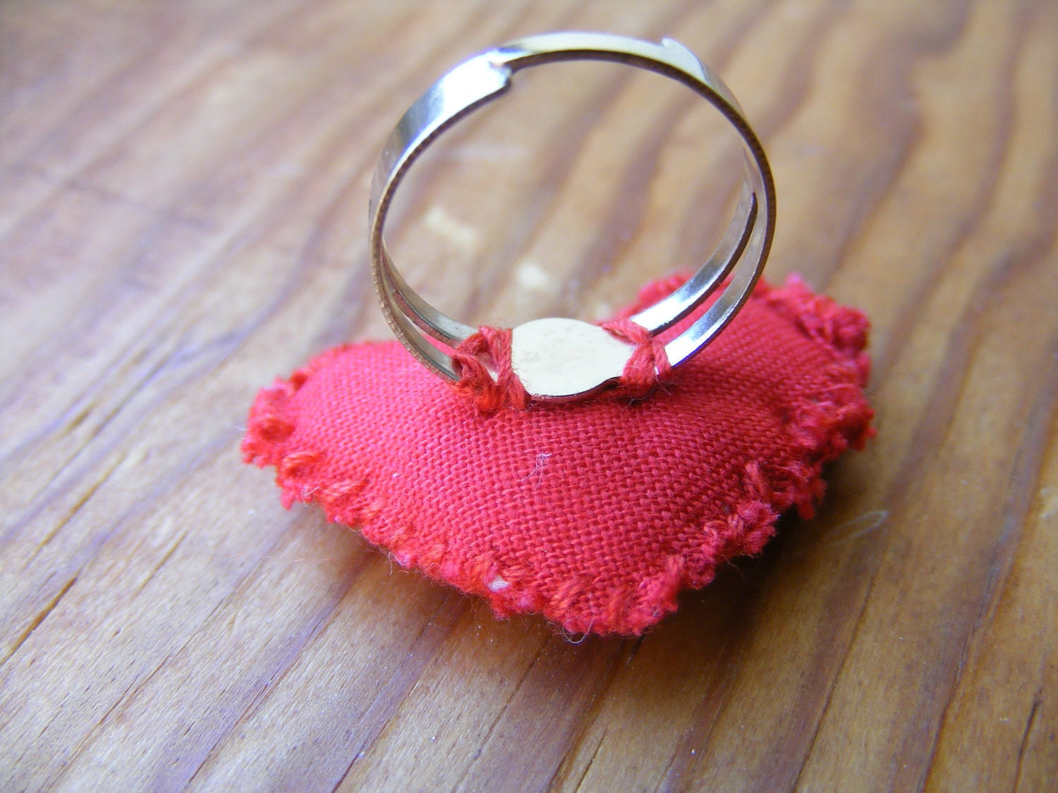 Ring Made with Love