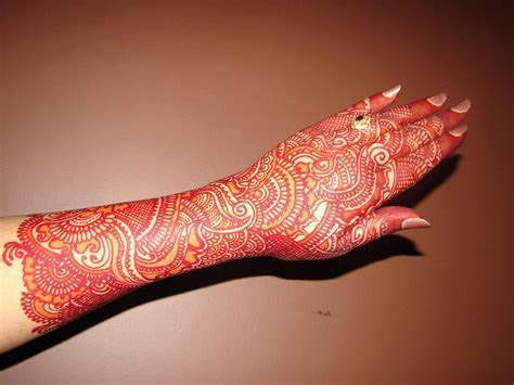 Latest Bridal Mehndi Designs 2019   BestStylo.com