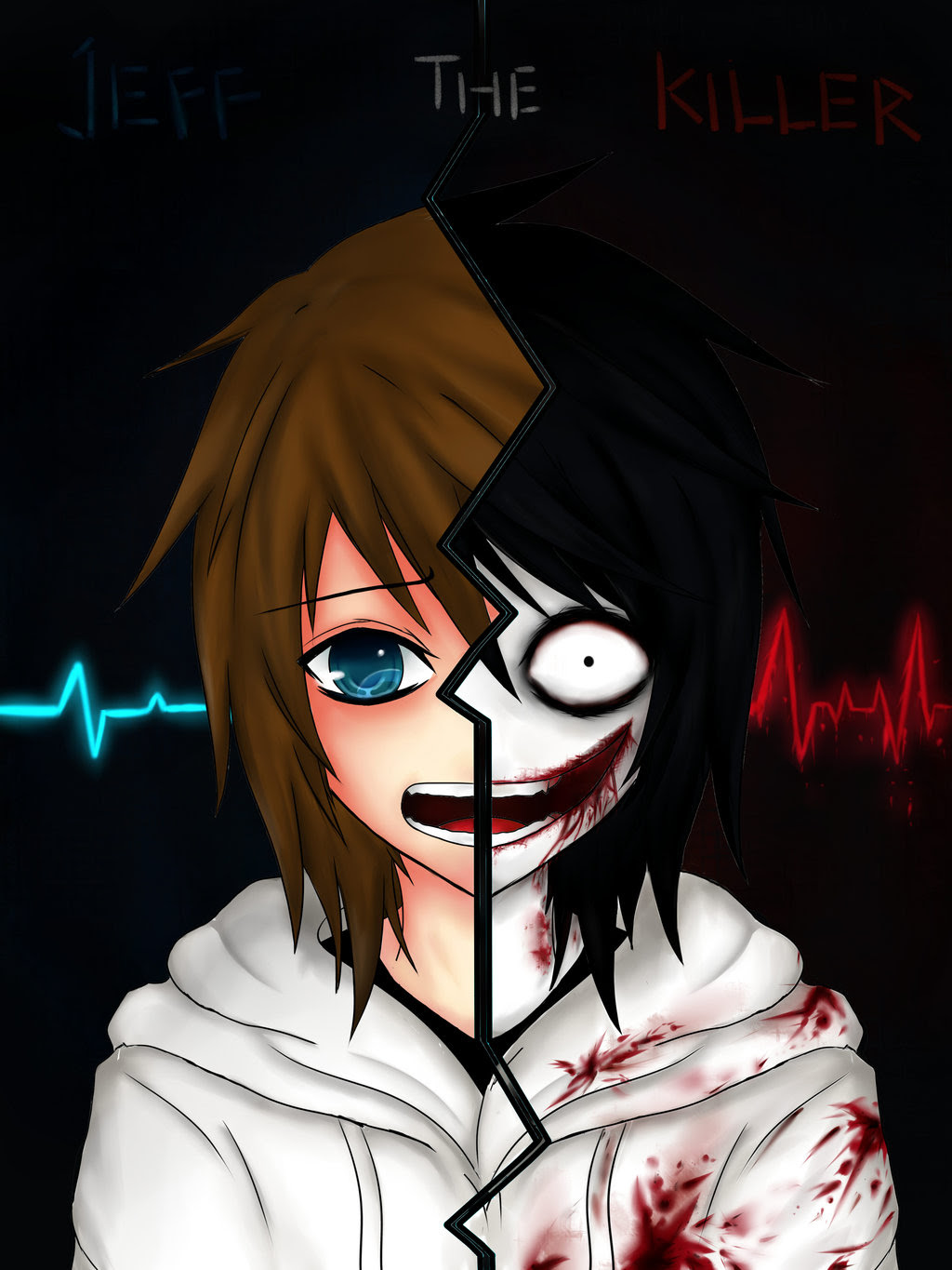 Jeff The Killer Wallpaper HD - WallpaperSafari