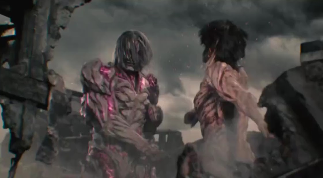 Through The Black Hole Attack On Titan 2 Live Action
