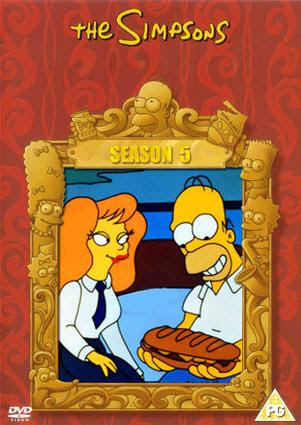 Simpsons Online Temporada 5