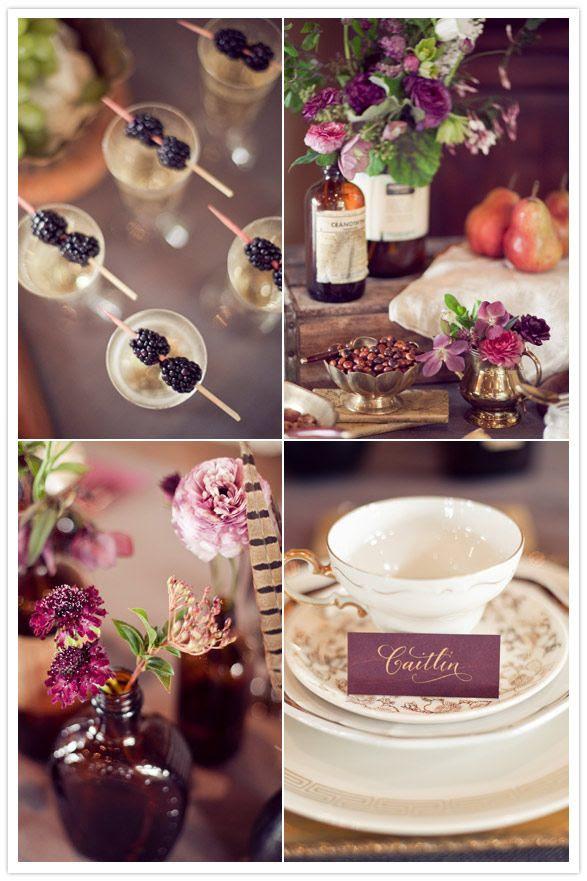Gorgeous winter  wedding ideas!