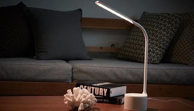 【電玩科技】POUT EYES1 LED 枱燈+無線藍牙喇叭 具備觸控、可為手機充電、播歌