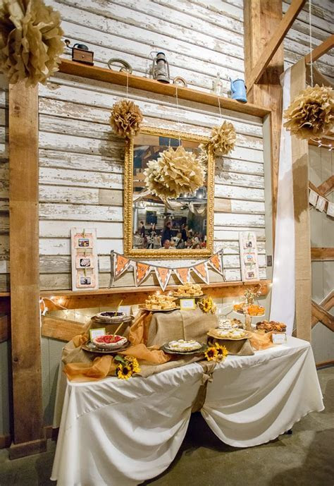 Fall Country Wedding Ideas