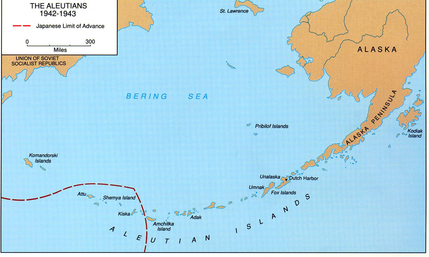 Resultado de imagen de kiska and attu islands
