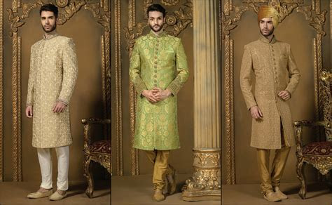 Types of Ethnic Wear for Men   Indian Wedding Dresses for