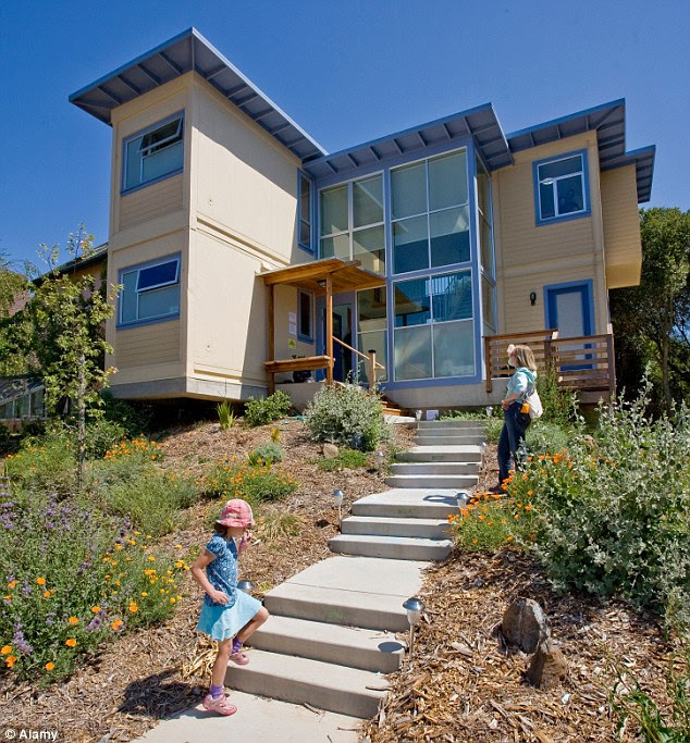 Home sweet crate: A home made of shipping containers in Richmond California