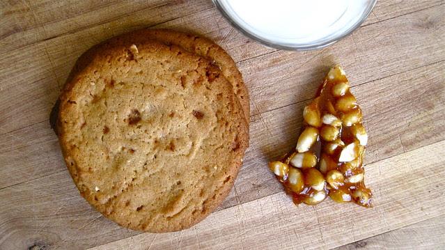 Momofuku Milk Bar Peanut Butter Cookies