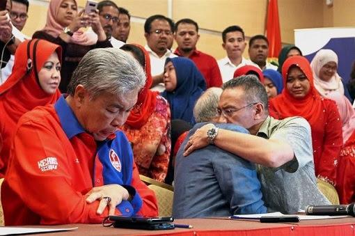 UMNO Lost 2018 Election - Sad Moments - Najib, Hishammuddin and Zahid