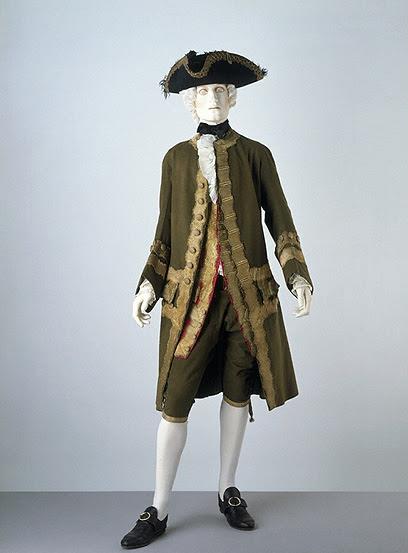 Late 1700s Mens Fashion - Fashion Slap