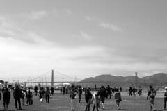 Golden Gate Bridge 75th Anniv - Marina Green