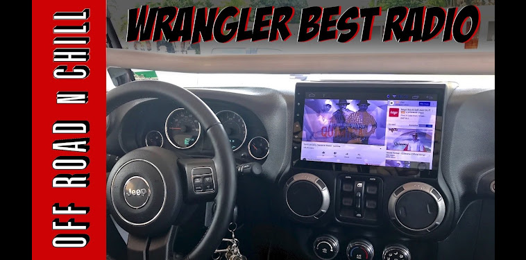 Touch Screen Radio For Jeep Wrangler Jk