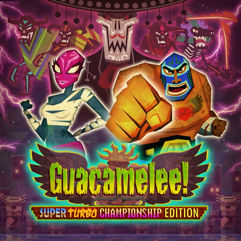 Guacamelee STCE
