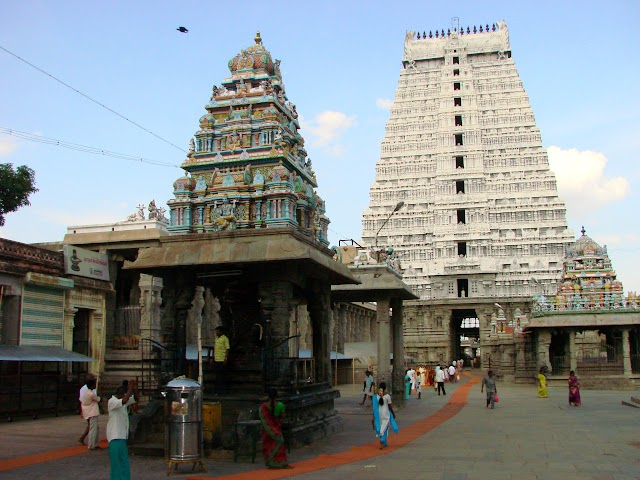 Annamalaiyar Temple | History, Architecture and facts of Annamalaiyar Temple