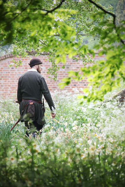 Kentwell Hall - Tudor re-enactment
