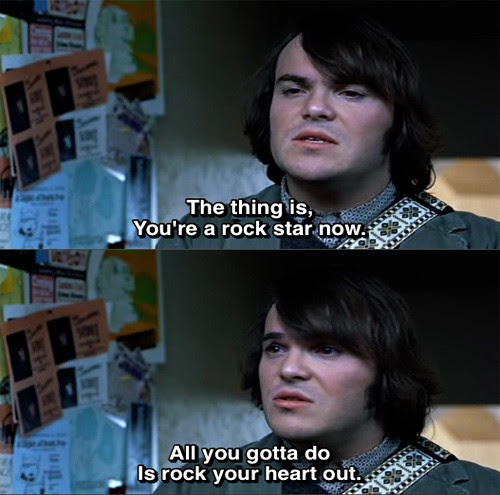 School Of Rock Quote Quote Number 665299 Picture Quotes