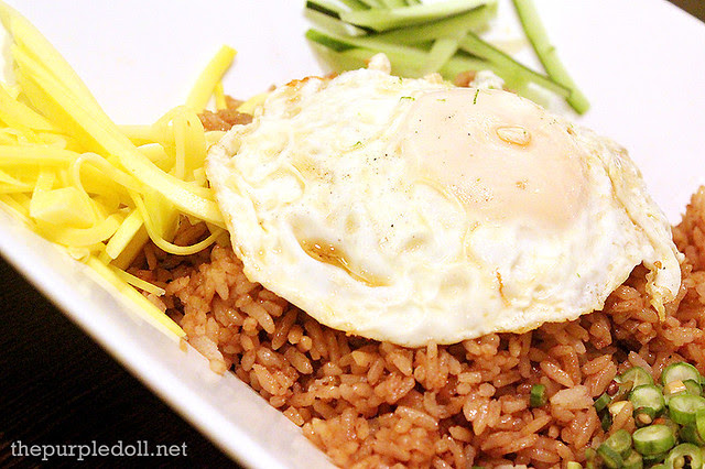 Khao Kluk Kapi Nav's Bagoong Rice P230
