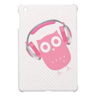 Owl Be Listening to Music {Mini iPad Case} Cover For The iPad Mini