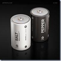 Salt and Pepper Cell