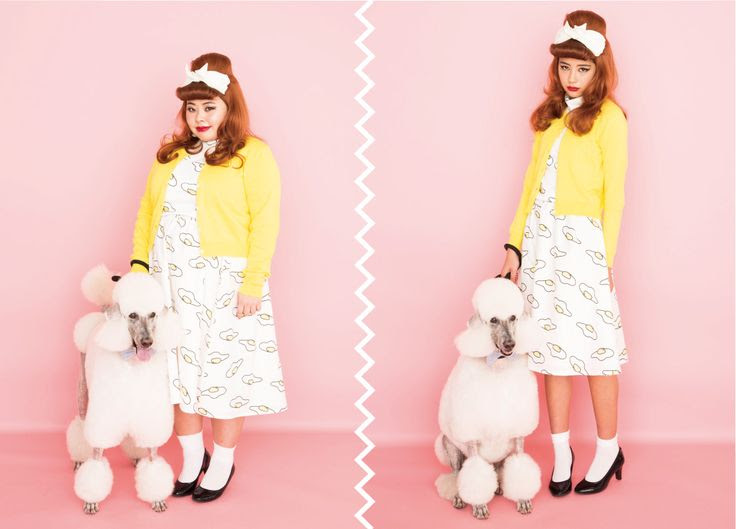 PUNYUS 2014 SPRING/SUMMER|渡辺直美がプロデュースするファッションブランドPUNYUS