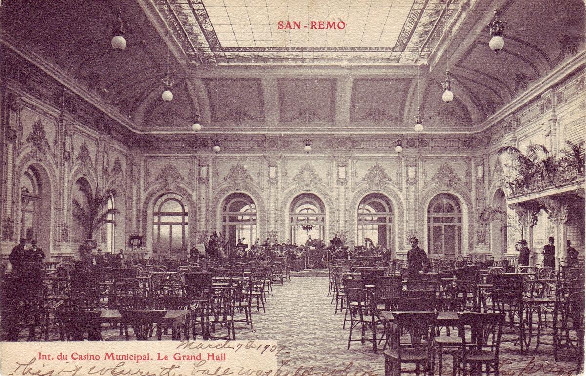 Казино сан ремо (casinò di sanremo), отзывы, фото, видео – достопримечательности италии