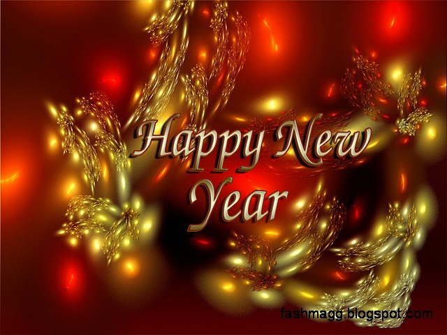 Fashion glamour world fok happy new year greeting cards 2014 new year cards free download m4hsunfo