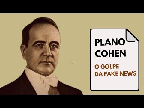 Saiba o que foi o Plano Cohen