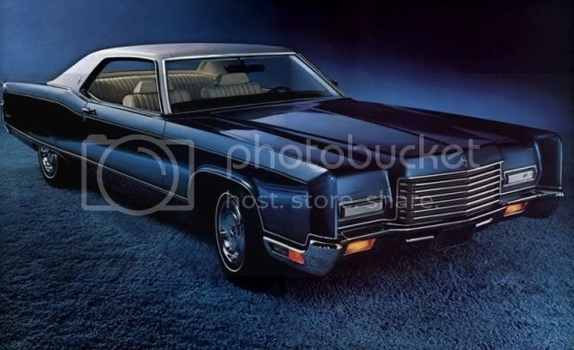 automobiles of the world 1971 lincoln continental. Black Bedroom Furniture Sets. Home Design Ideas