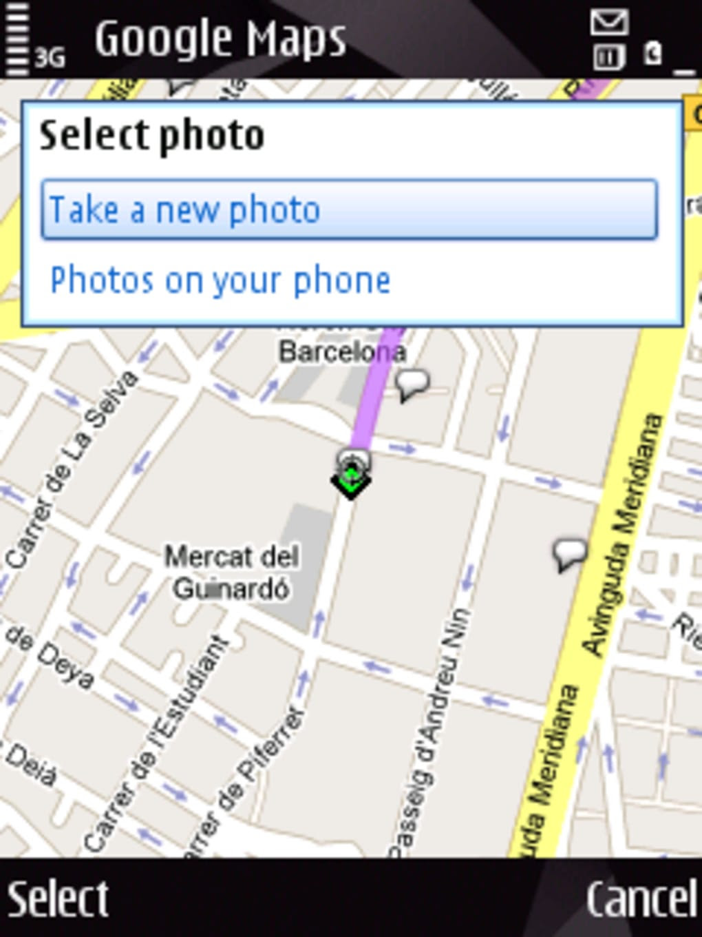 Google Maps For Mobile For Symbian Download