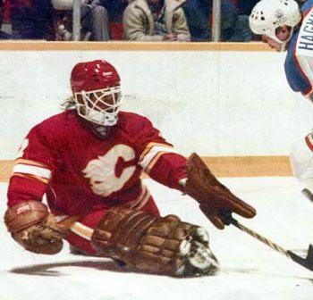 Riggin Calgary Flames