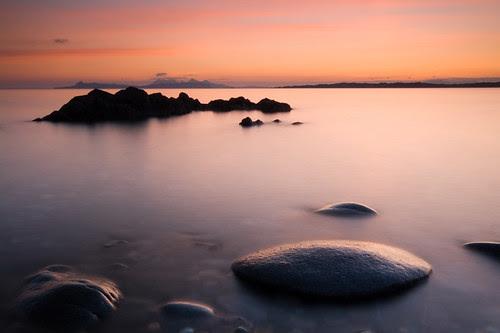 Glenuig sunset I