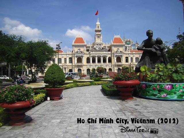 Day 7 - Ho Chi Minh City Hall 01
