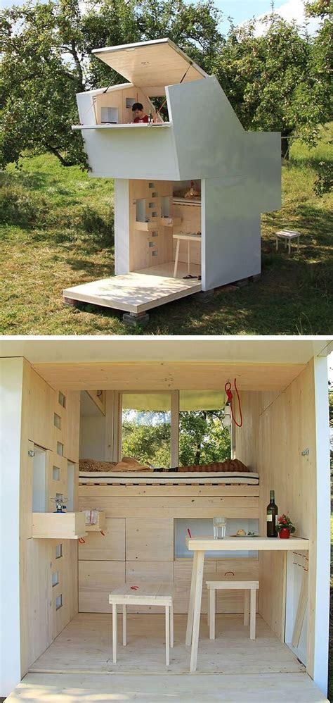 mini case che sfruttano al massimo  piccoli spazi