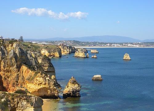 Ponta de Piedade, Lagos,Portugal Photo: Girolame on Flickr