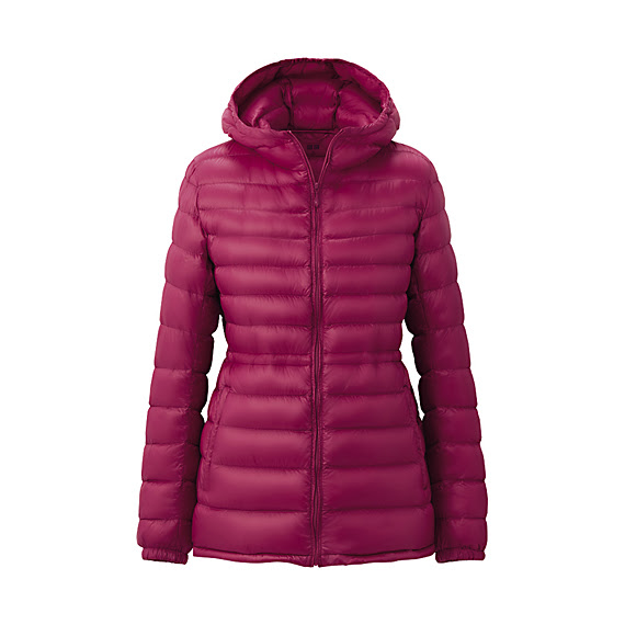 WOMEN Premium Down Ultra Light Parka B