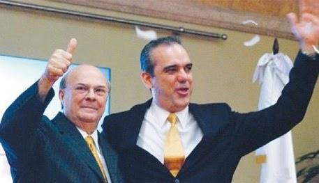 La solución del PRM y del país es que HIPOLITO no aspire y le de paso a LUIS
