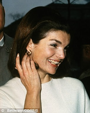 Former first lady Jackie Kennedy is said to have made the tapes within months of JFK's assassination