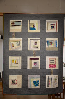 Krista Withers Longarm Show - Island Quilter 2012