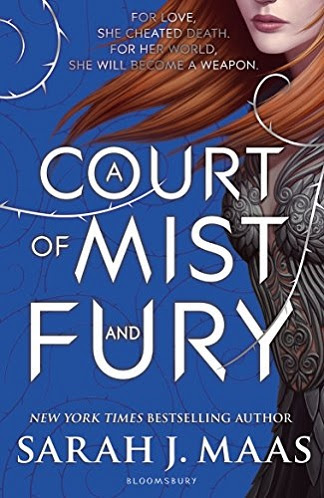Resultado de imagen de a court of mist and fury epub