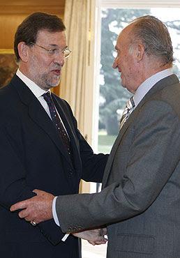Bronca entre la Casa Real y el PP por la filtración de la cita secreta del Rey con Rajoy