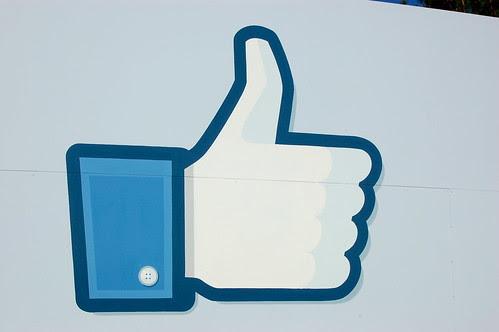 February 15: Facebook Like